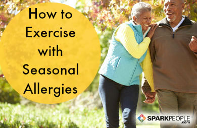 Exercising with Seasonal Allergies