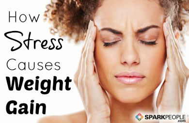 Beat Stress, Weigh Less