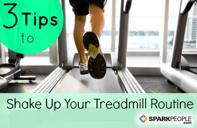 3 Easy Ways to Refresh Your Treadmill Workout