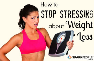 Is Weight Loss Stressing You Out?
