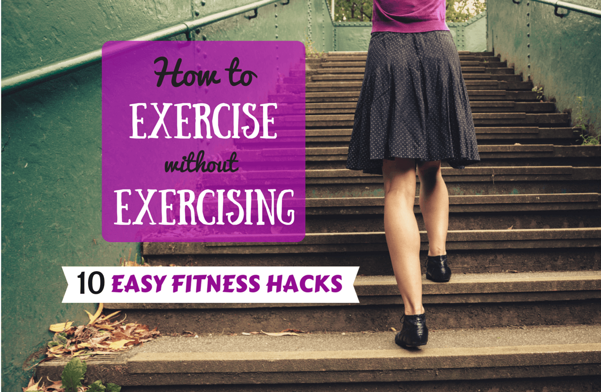 10 Smart Ways to Sneak in a Sweat Session