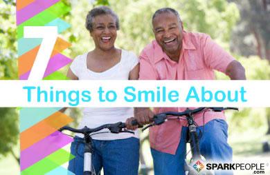 7 Good Reasons to Smile