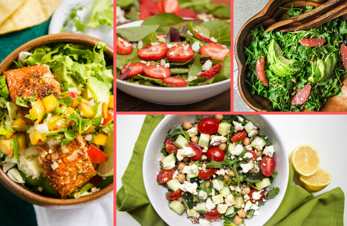 Your Guide to Putting Together the Perfect Salad
