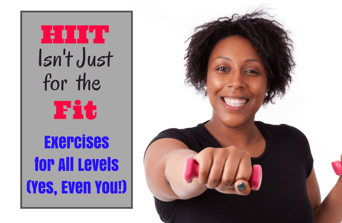 Beginner HIIT Exercises Even You Can Do