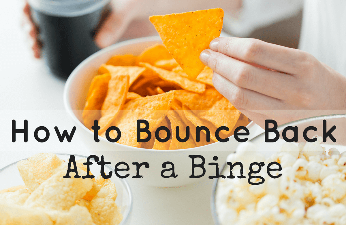 10 Ways to Stop Binge Eating in Its Tracks