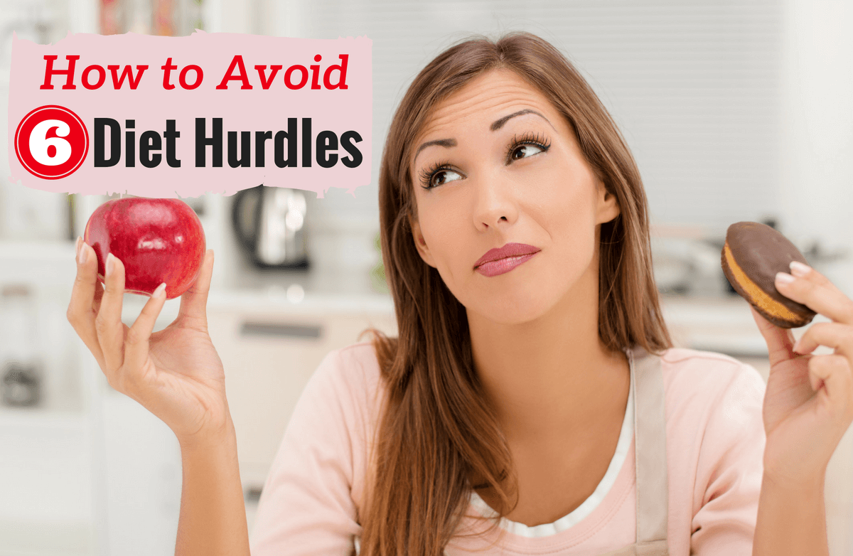 Help Yourself Over Diet Hurdles