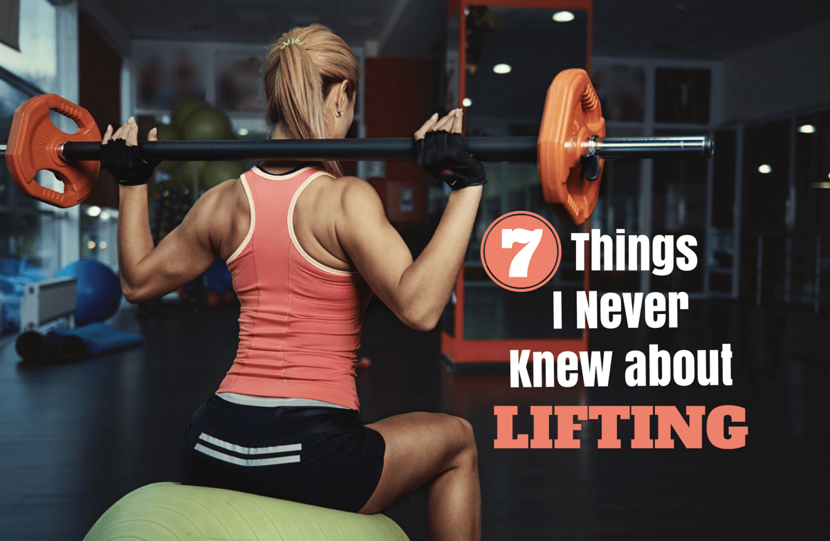 7 Things That Surprised Me When I Started Strength Training