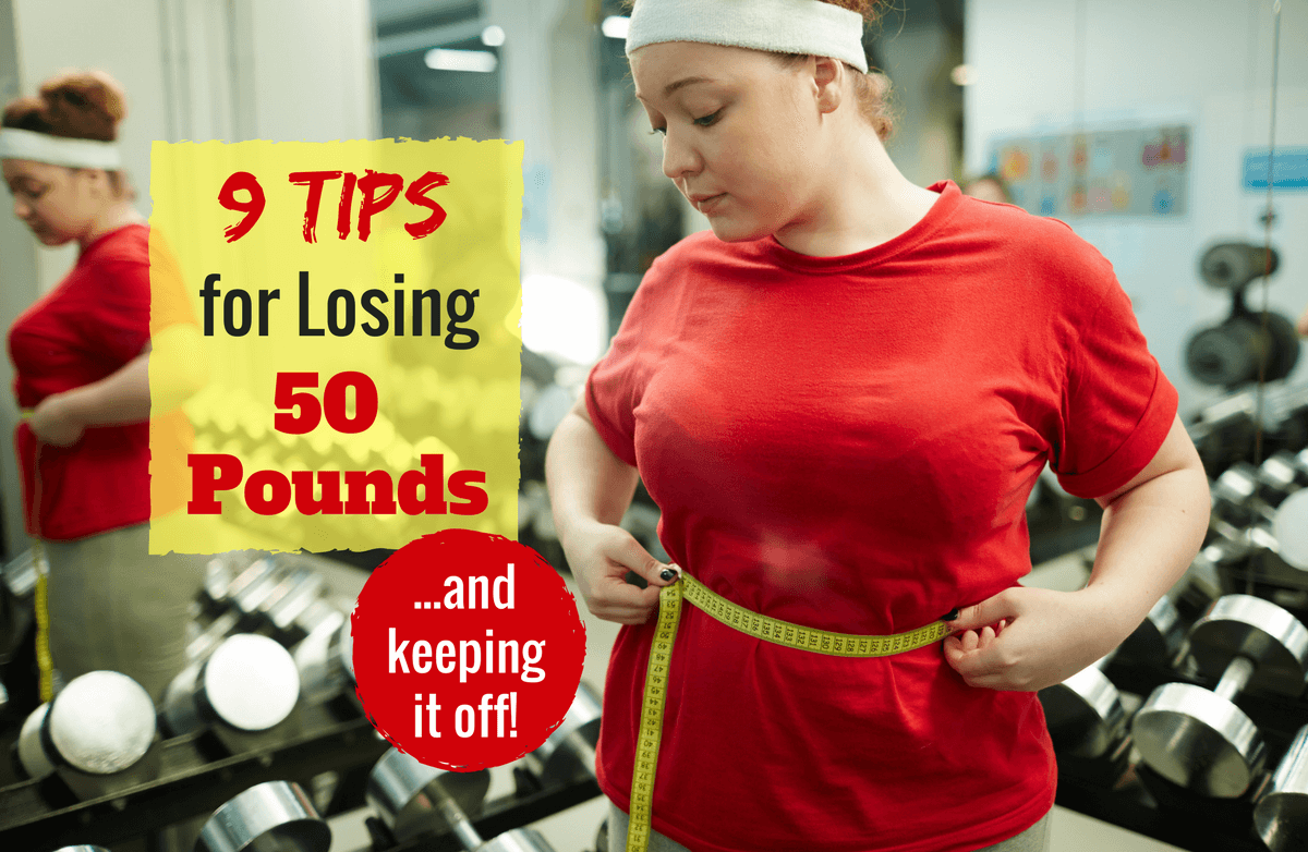 Where to Start if You Have 50+ Pounds to Lose