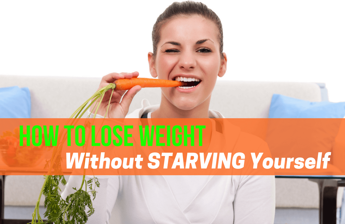 How to Lose Weight Without Feeling Hungry All the Time