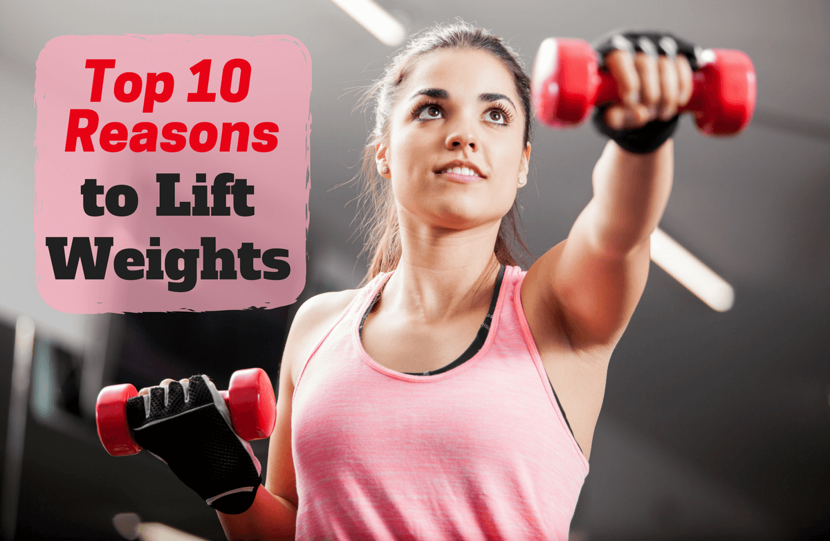 Why You Should Learn to Love Strength Training