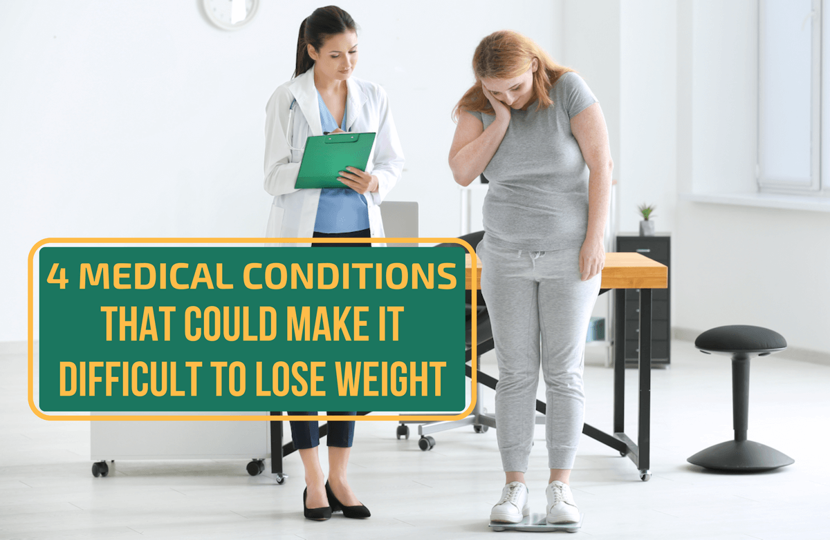 Could a Medical Condition Be to Blame for Weight Gain?