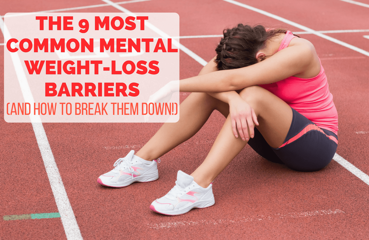 How to Finally Overcome 9 Common Weight-Loss Barriers