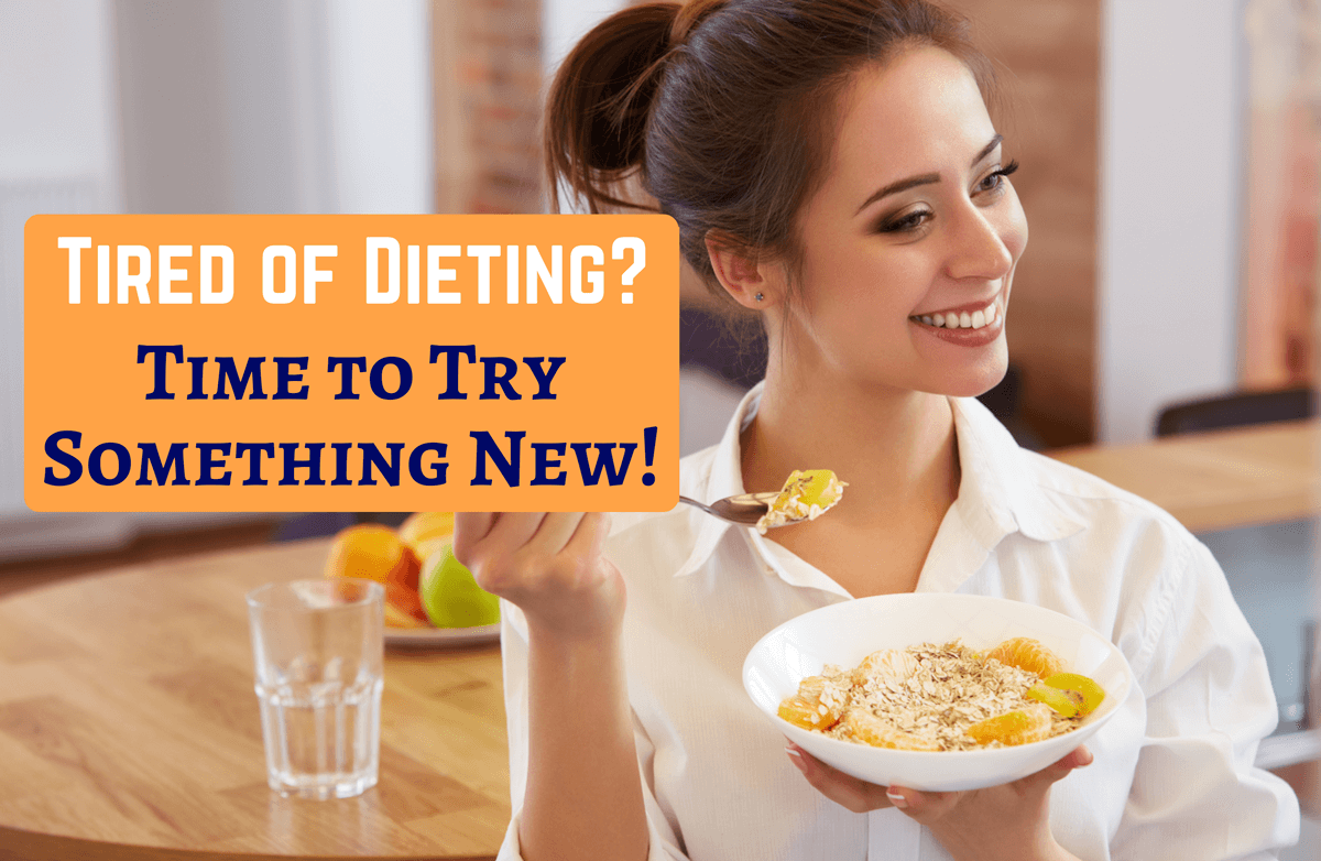 Not Your Mama's Diet: 8 New Ways to Lose Weight
