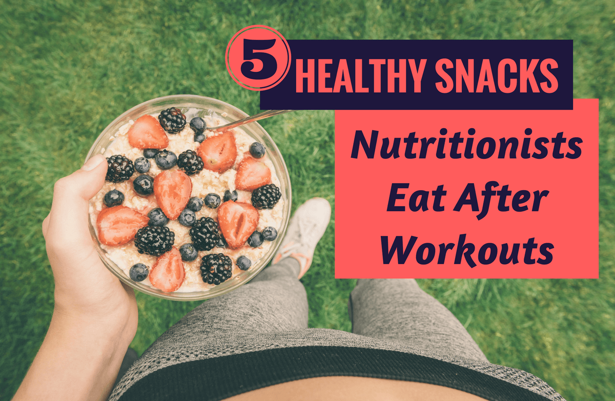 5 Nutritionist-Recommended Ways to Refuel After a Workout