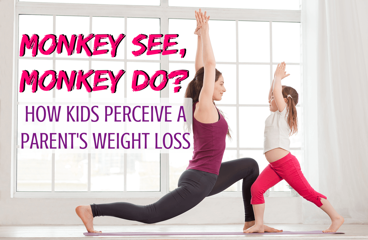 When Mom & Dad Diet: Talking to Kids About Weight Loss