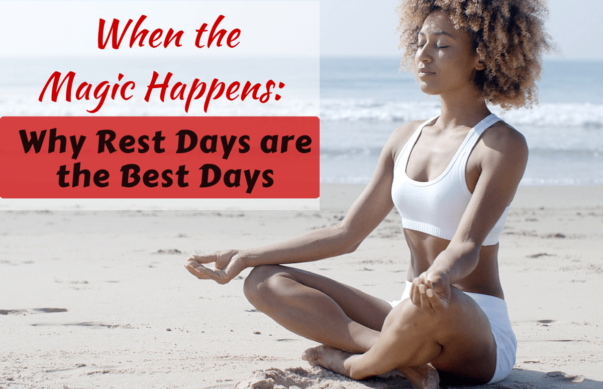 Factor in Rest Days for Weight Loss Success
