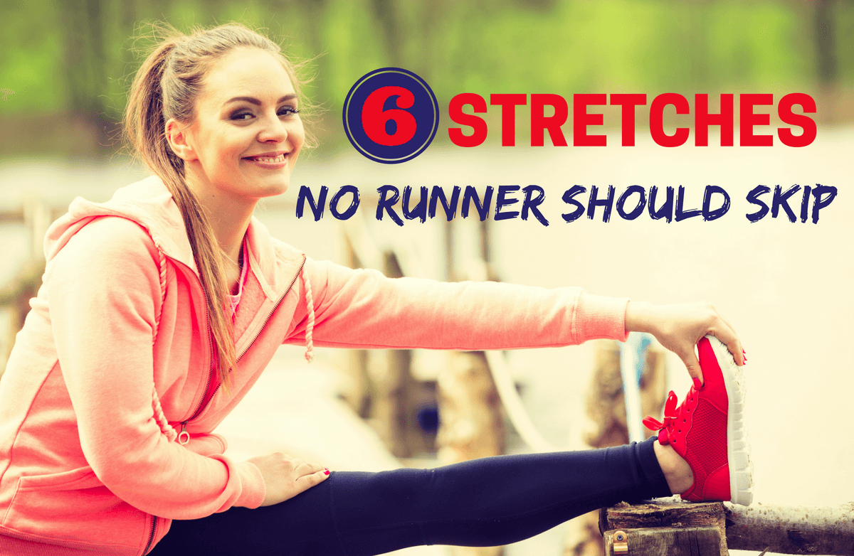 6 Stretches for Runners After Crossing the Finish Line