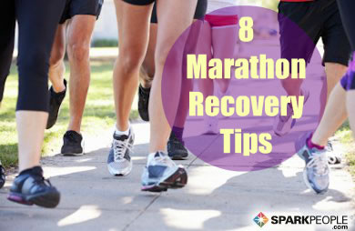 Post-Marathon Recovery Tips