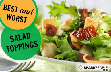 Best and Worst Salad Toppings