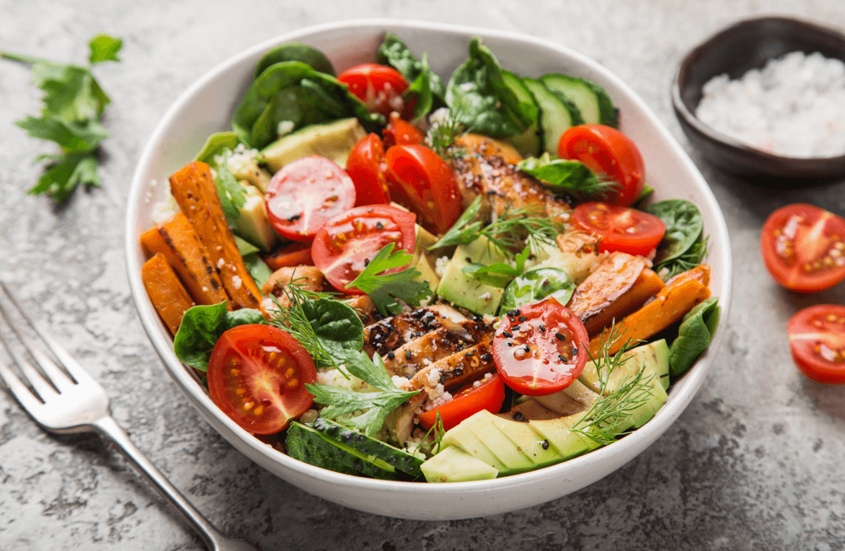 5 Ways to Turn Your Side Salad Into a Satisfying Supper