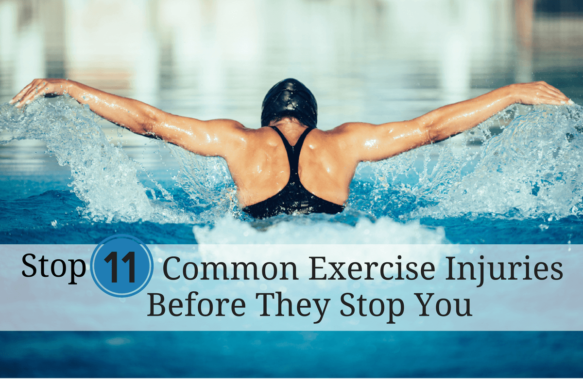 11 Most Common Training Injuries and How to Prevent Them