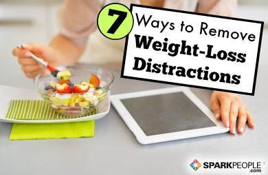 Is Distraction Sabotaging Your Weight Loss?