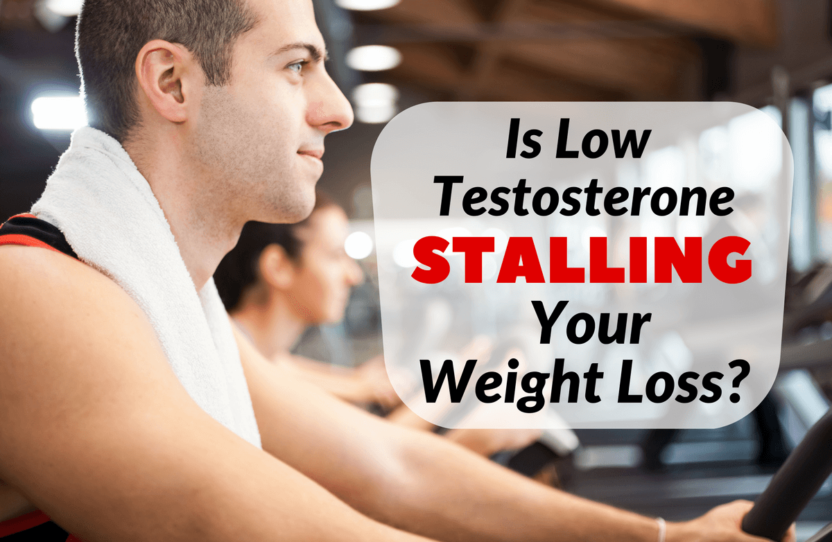Is Low Testosterone Making You Fat?