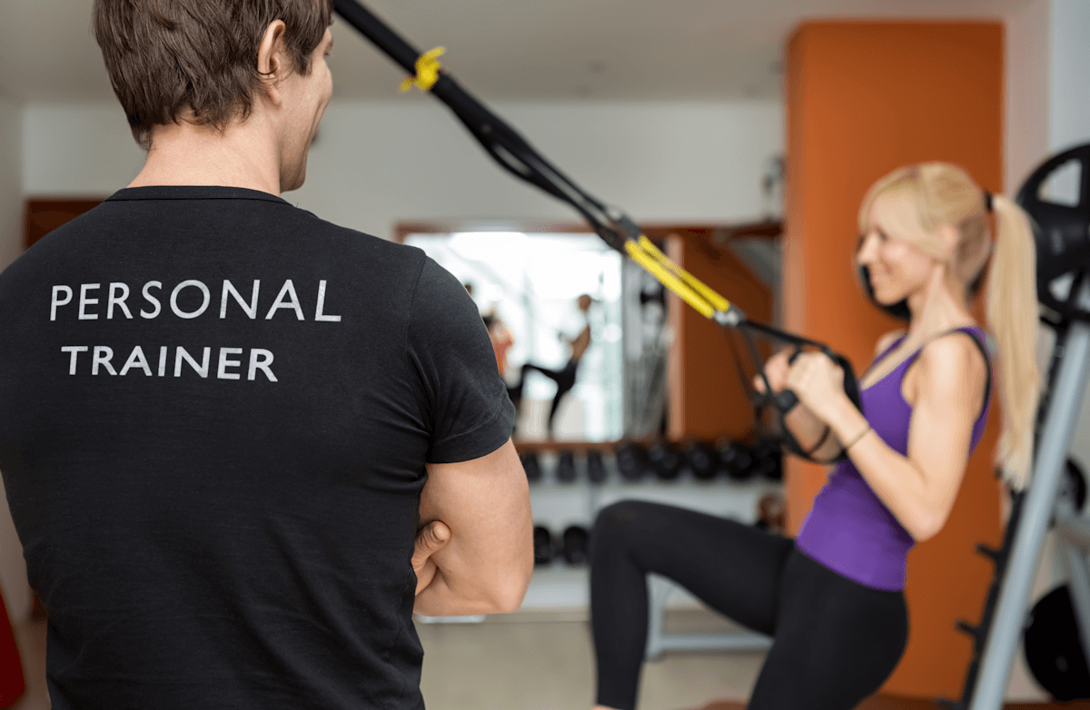 How to Think Like a Trainer at the Gym
