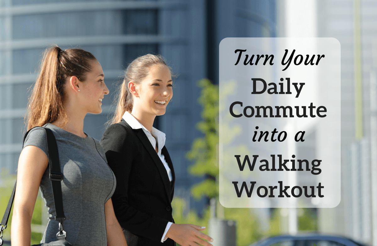 Here's Why You Should Walk to Work Today
