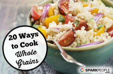 Easy Ways to Cook Whole Grains