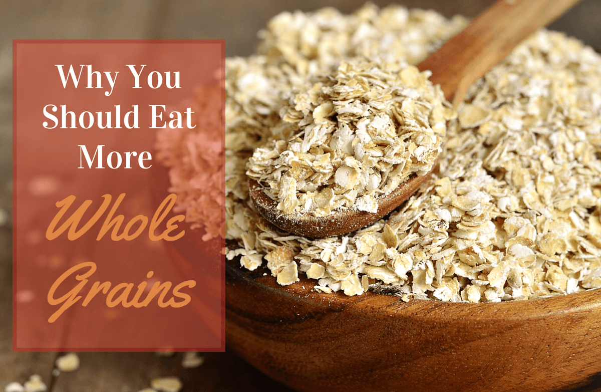 Whole Grains are the Whole Package