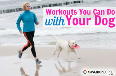 Workouts for You--and Fido, Too!