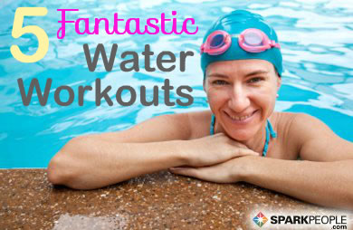 5 Fun Ways to Dive In to Aquatic Exercise