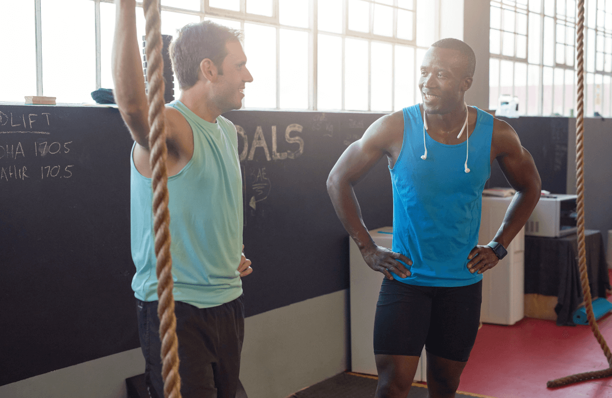 7 Things to Consider When Finding a Workout Buddy at Work