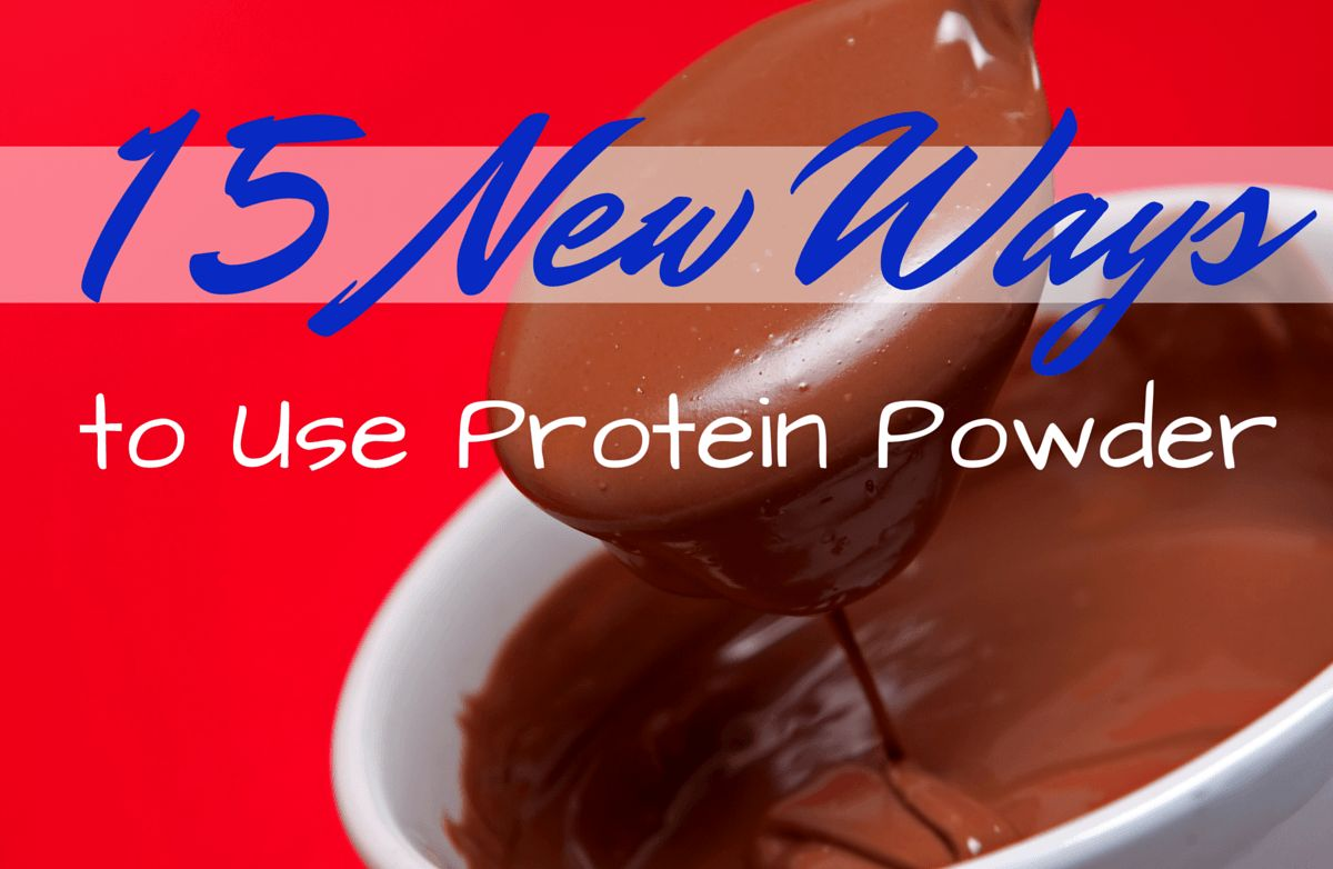 15 Ways Protein Powder Can Help You Lose Weight