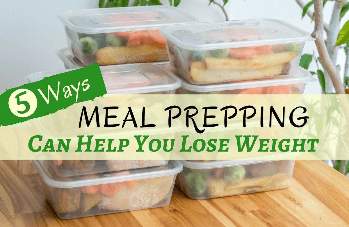5 ways meal prepping can help you lose weight sparkpeople ccuart Gallery