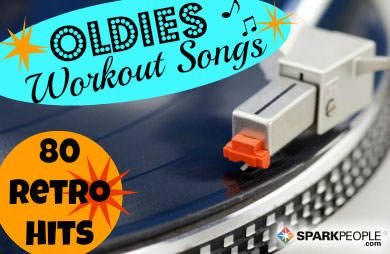 The 80 Most Popular 'Oldies' Workout Songs | SparkPeople