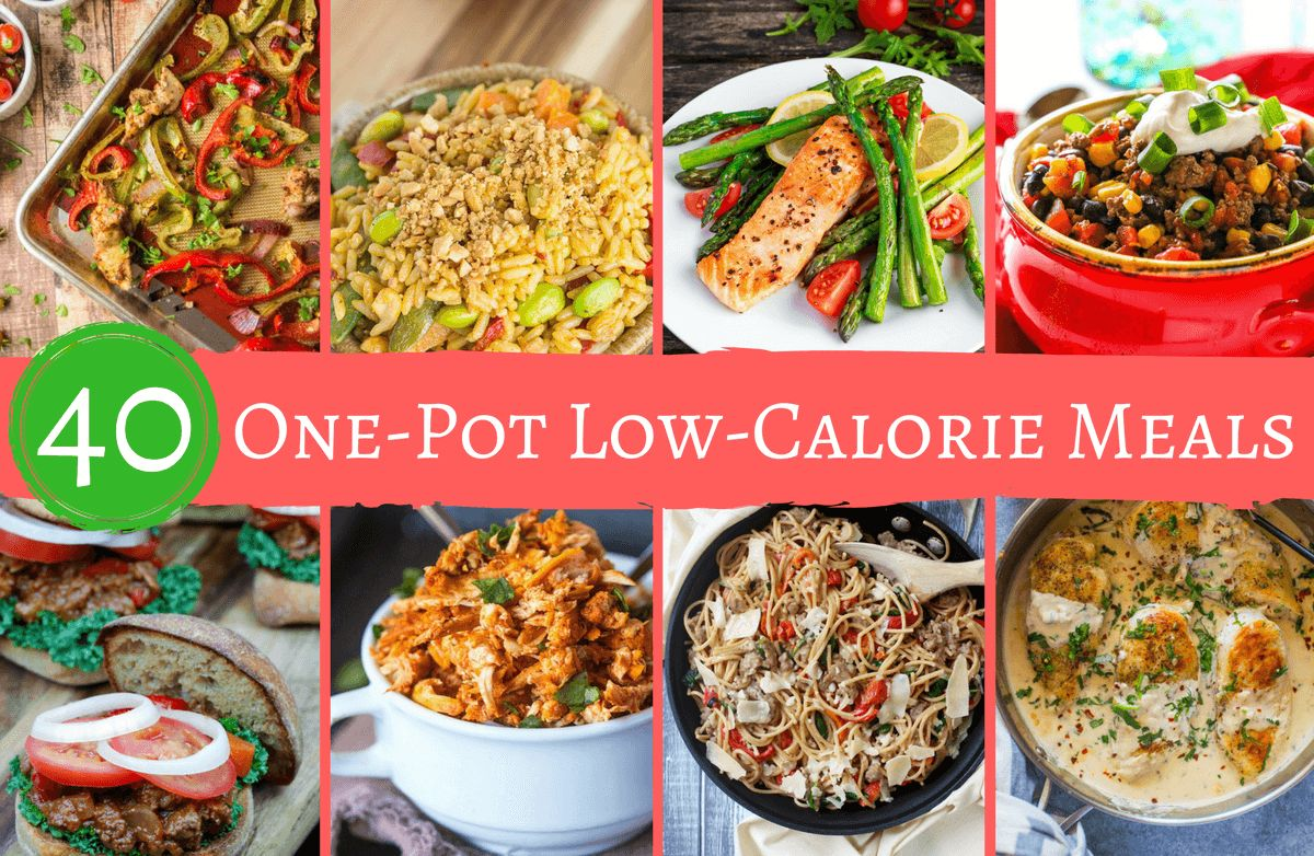 40 one pot dishes with less than 500 calories sparkpeople forumfinder Choice Image