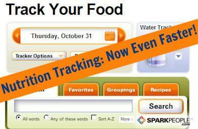 nutrition tracker