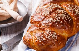 100-Calorie No-Fail Whole-Wheat Challah