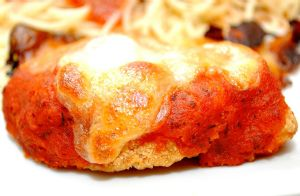 20-Minute Chicken Parmesan RECIPE