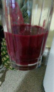 Vegetable & fruit smoothie