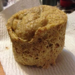 Almond Butter mug cake