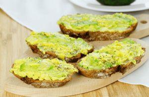 Avocado Bread Spread