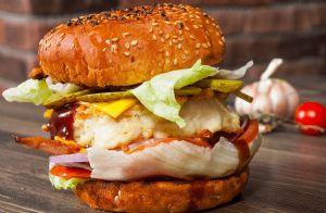 BBQ Chicken Burgers