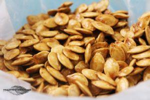 Boozy Pumpkin Seeds