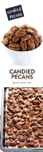 Candied Walnuts or Pecans