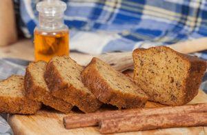 Coconut Flour ''Primal'' Banana Bread