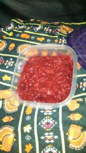 Cranberry-Pineapple Sauce w/stevia