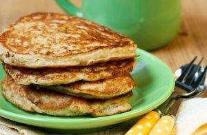 Dairy-Free Protein Powder Pancakes